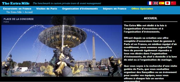 agence création de sites internet Paris