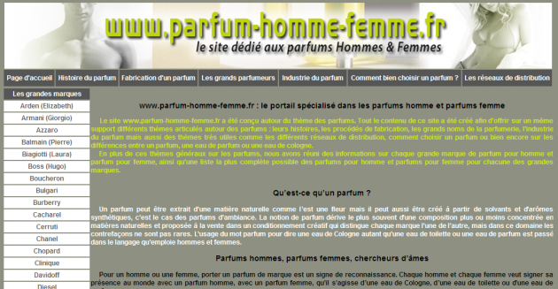 Référencement de sites internet Paris