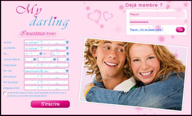 Création d'un site de rencontres communautaire de type site de rencontres