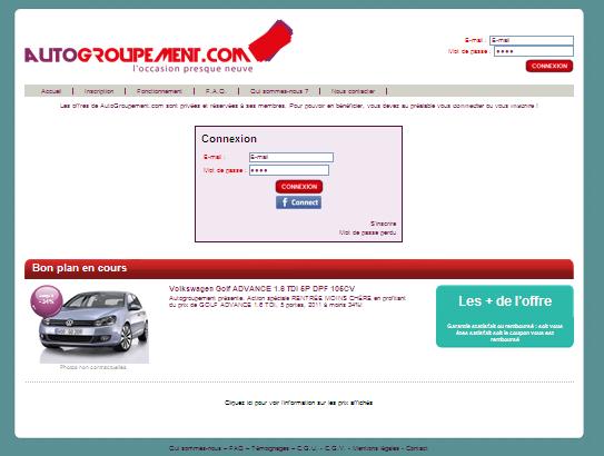 Agence de référencement d'un site de deal automobile