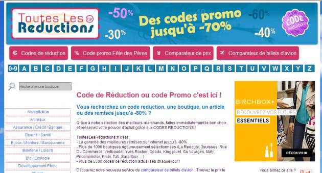 Netlinking pour un site de codes promo