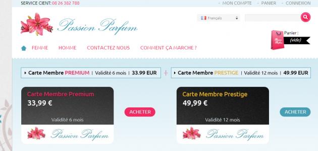 Audit de référencement d'un site e-commerce de vente de parfum