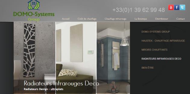 Une société parisienne a contacté l'agence BreizhMasters pour le référencement de son site