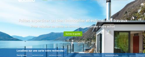 Création d'un site de mise en relation dans l'immobilier