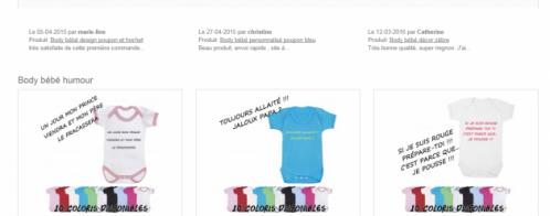 Rédactionnels optimisés pour une boutique en ligne