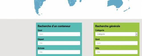 Création d'un site de petites annonces internationales