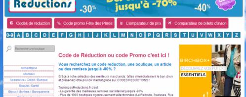 Campagne de netlinking pour un site de codes promo