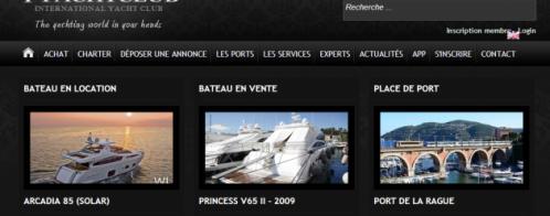 Audit d'un site de petites annonces de bateaux d'occasion