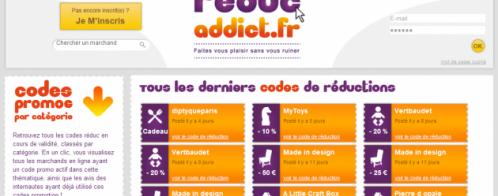 Faire un site de codes promo
