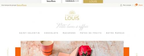 Rédaction de contenu optimisé seo pour une chocolaterie