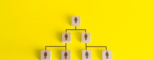 Google recommande de créer une structure de navigation pyramidale