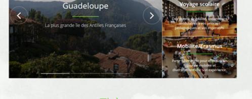 100 rédactions pour la refonte d'un site vitrine dédié aux voyages