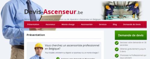 Mission de rédaction web pour un site de devis en ligne