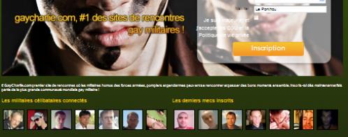 Création de contenu web pour un site de rencontres gay