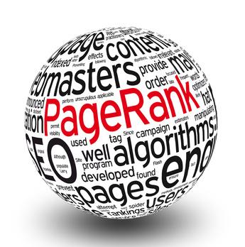 Référencement : mise à jour de l'algorithme PageRank et importance des liens